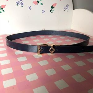 Kate Spade Reversible Leather Belt
